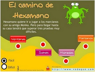 "SOFTWARE ""El camino Hexamano"""